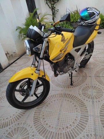 R$ 9.500 Honda/CBX 250 Twister - Foto 2