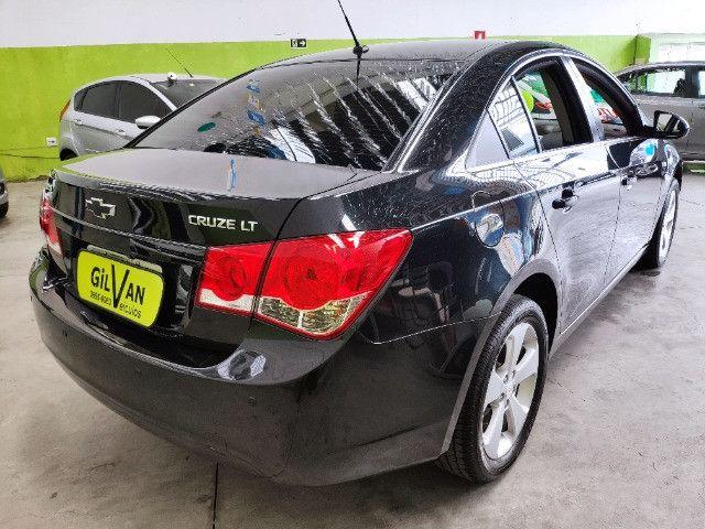 Chevrolet Cruze Sedan Lt 1.8 Automatico Completo Ano 2012 - Foto 3