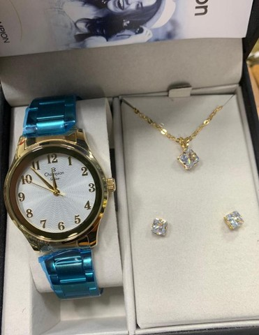 Relógios Femininos Champion e Tecnhos - Foto 2