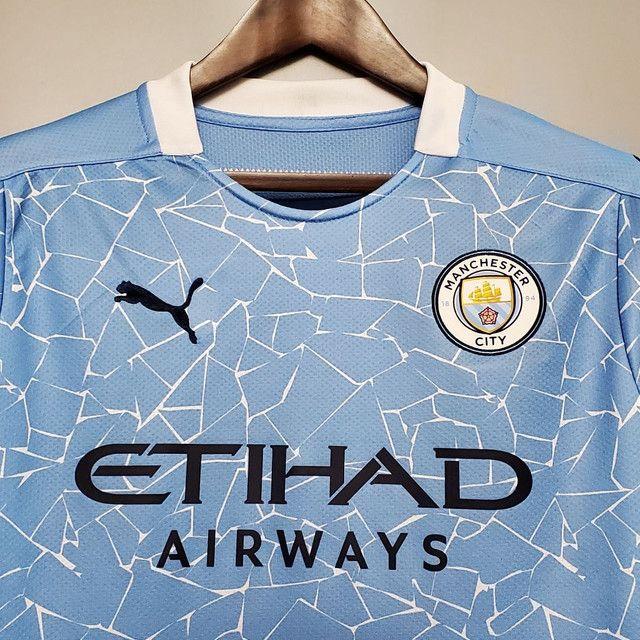 Camisa do Manchester City  - Foto 2