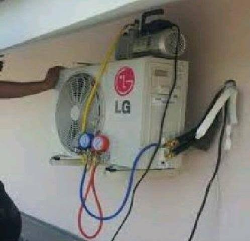 Técnico em ar condicionado