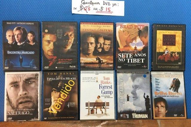 Filmes, Dvds novos e usados