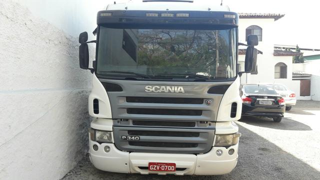 Scania p340 ano 2011 toco