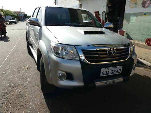 Hilux SRV 3.0 diesel 13/13 Completa