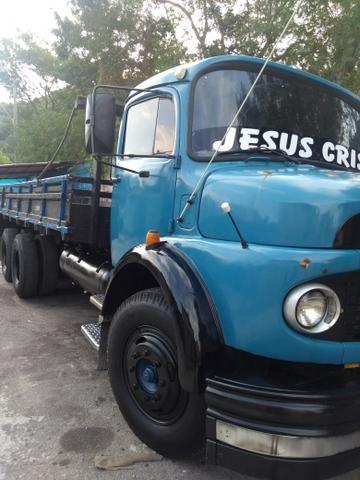 1113 truck turbinado direção hr