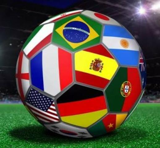 Jogos da copa do mundo desde a copa de 30 vem de brinde um álbum de todas as copas
