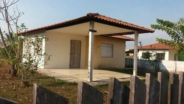 Residência com 2q, em Nova Mutum, municipio de Jacy Parana-55.000,00