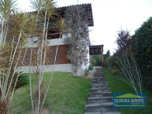 Casa fora de condomínio Petrópolis, Itaipava - Foto 8