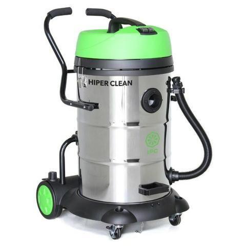Aspirador de pó e líquido 2.400 watts 75 litros - Hiper Clean novo