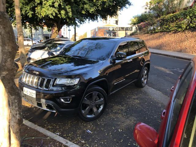 Grand Cherokee 3.0 Limited Diesel