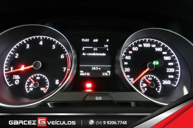 Vw - Volkswagen Golf Highline 1.4 Turbo Único Dono Com Teto Solar Rodas 17 Alemão - Foto 12