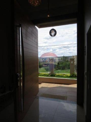 Extraordinária mansão no condomínio ouro vermelho ii - jardim botânico - Foto 8