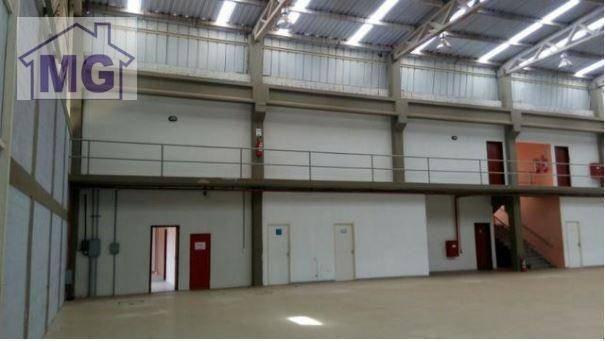Galpão para alugar, 990 m² por R$ 15.000/mês - Cabiúnas - Macaé/RJ - Foto 3