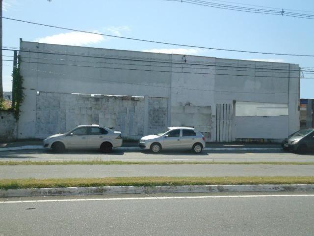 (Genival) Alugo Terreno 1000 m² + Construção - Plano em Avenida Comercial - Foto 6