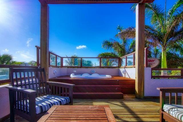 Casa luxuosa com jacuzzi e vista para o mar no Pipa Beleza Spa Resort - Foto 4