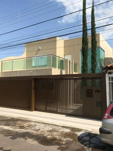 Casa sobrado novo desocupado 4 Suites Guara II