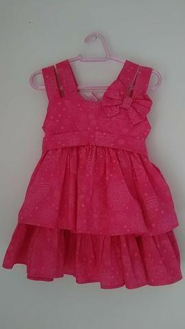 396a95b4a Vestidos para bebês 2 a 8 meses. Novos - Artigos infantis - Salvador ...