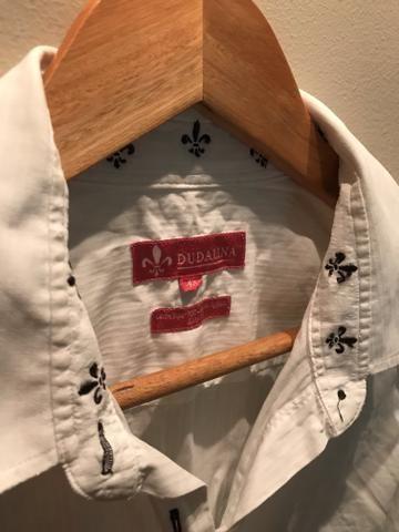 Vende-se uma camisa Dudalina feminino Original - Foto 2
