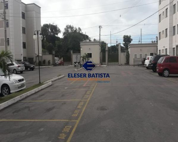 Apartamento à venda com 2 dormitórios em Parque valence, Serra cod:AP00161 - Foto 19