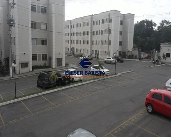 Apartamento à venda com 2 dormitórios em Parque valence, Serra cod:AP00161 - Foto 17