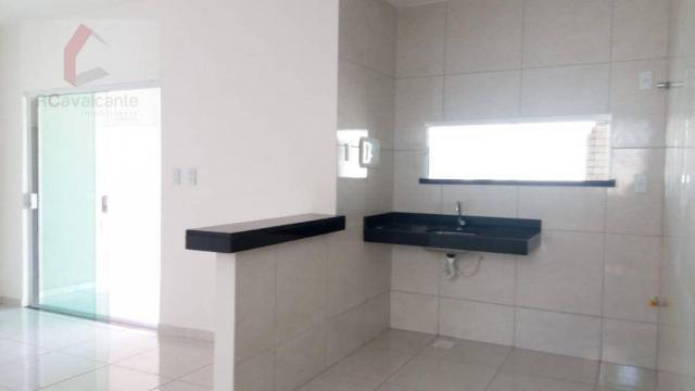 Casa residencial à venda, Cidade dos Funcionários, Fortaleza. - Foto 7