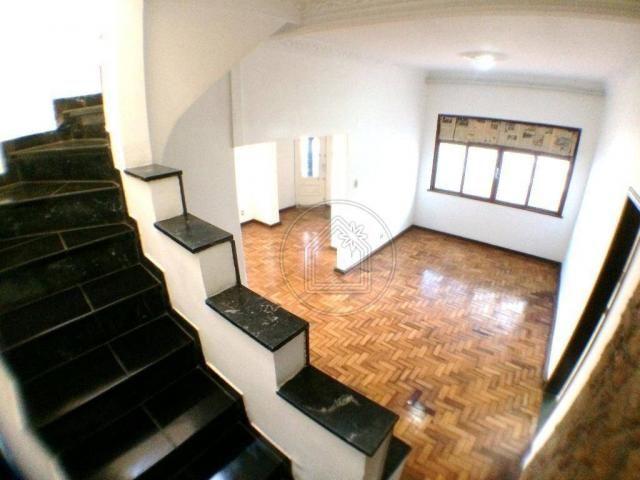 Grajaú, rua araxá ,casa com 5 dormitórios à venda, 200 m² por r$ 790.000,00 - grajaú - rio - Foto 5