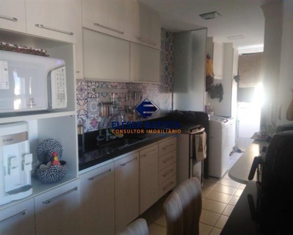 Apartamento à venda com 3 dormitórios em Paradiso, Serra cod:AP00158 - Foto 4