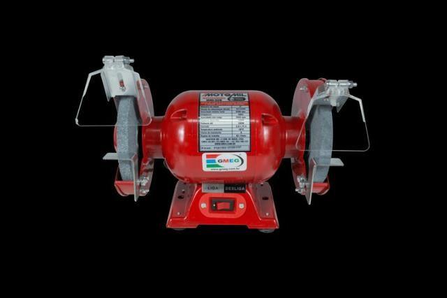 Esmeril - Moto Esmeril de Bancada - 220V - Produto Novo!!!
