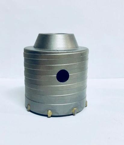 Serra Copo e Haste metal 65mm com Broca e chave Aleen - Foto 3