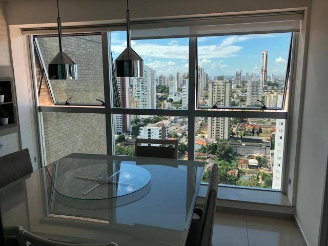 Apartamento Premiato Mobiliado Andar alto 3 vagas com deposito - Foto 5