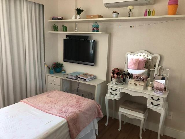 Apartamento Premiato Mobiliado Andar alto 3 vagas com deposito - Foto 8