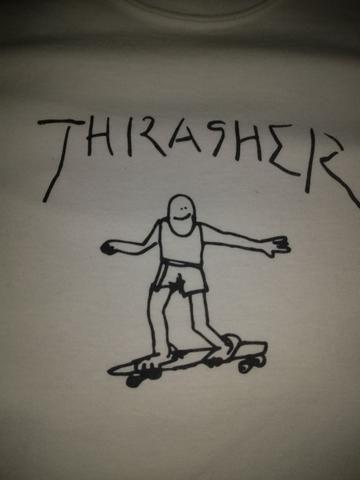 Camiseta Thrasher Gonz