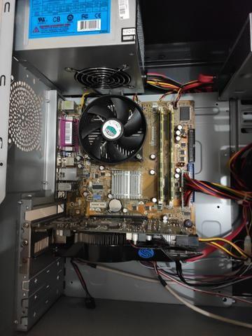 CPU quad Q6600/4 gb ram/ssd 240/HD 5770 vapor-x