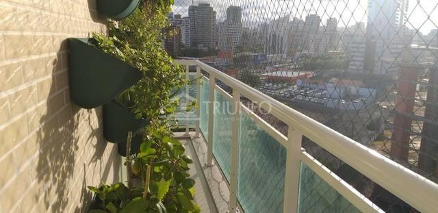 (EXR) Oportunidade no Green Garden Residence, em Cocó | 78m², 3 quartos, 2 vagas