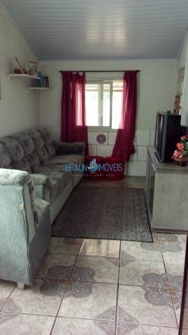 Vendo ótima casa em Gravataí com100m² construídos  por R$265.000,00 51-41014224 whats 9857 - Foto 4