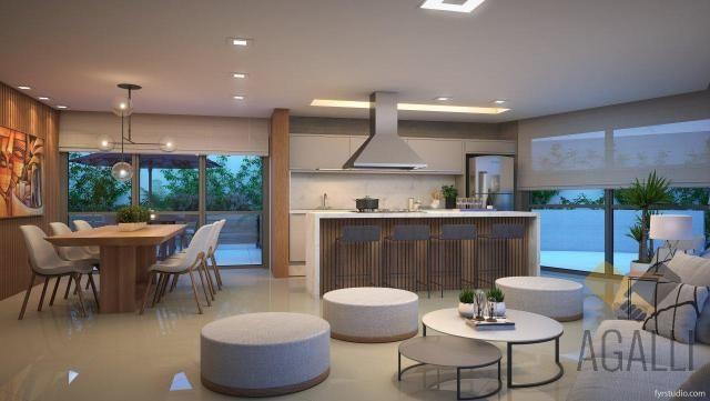 Apartamento à venda com 3 dormitórios em Água verde, Curitiba cod:21925 - Foto 17