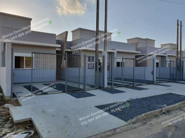Casa 2 Dormitórios Parque Da Matriz Pátio Nos Fundos Excelente Acabamento!! - Foto 2