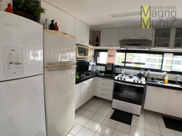 Apartamento de alto padrão à venda, 253 m² por r$ 1.650.000 - meireles - fortaleza/ce - Foto 8