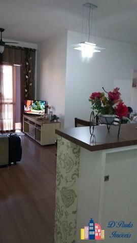 Ap00494 - apartamento disponível para locação no cond. ilhas do mediterrâneo em barueri. - Foto 4