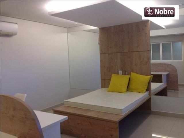 Apartamento com 4 dormitórios para alugar, 151 m² por r$ 3.805,00/mês - plano diretor sul  - Foto 6