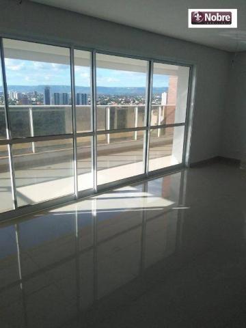 Apartamento com 4 dormitórios para alugar, 151 m² por r$ 3.805,00/mês - plano diretor sul  - Foto 14