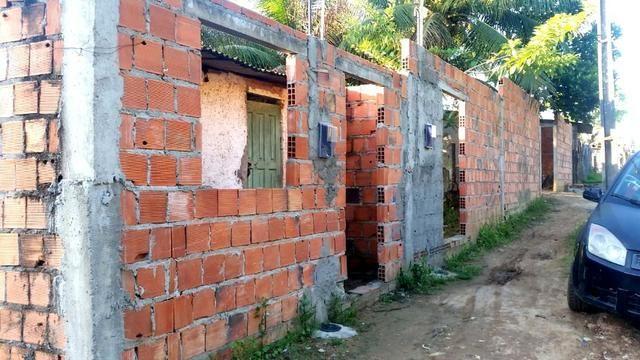 Vendo sítio 630m² com 2 casas 21m x 30m - Foto 6