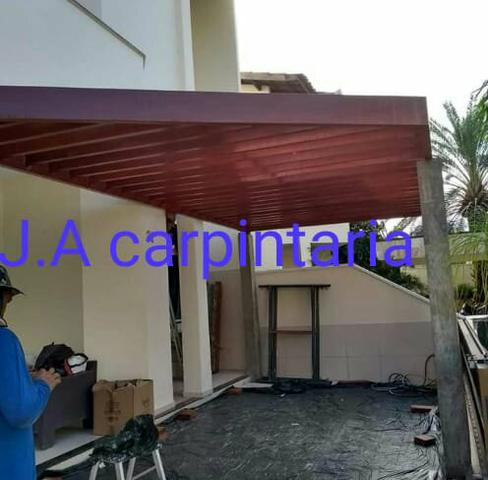 J.A carpintaria 35 anos