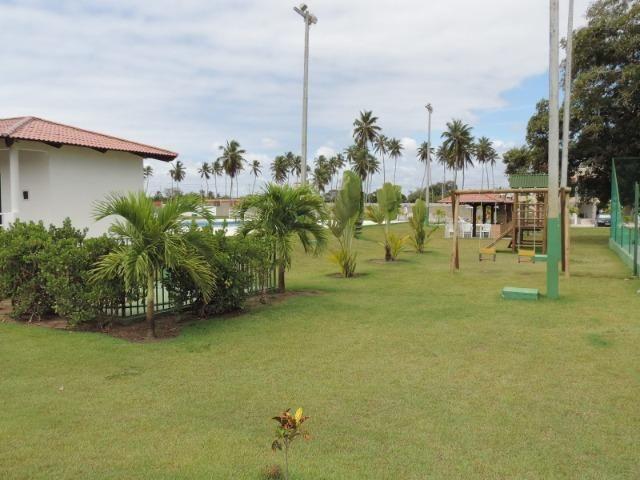 Lote 15x30, murado - Cond. Ilha da Lagoa - Massagueira - Foto 8
