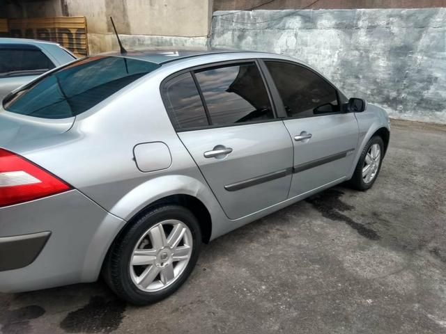 Megane sedan automático completo ano 2007 - Foto 5
