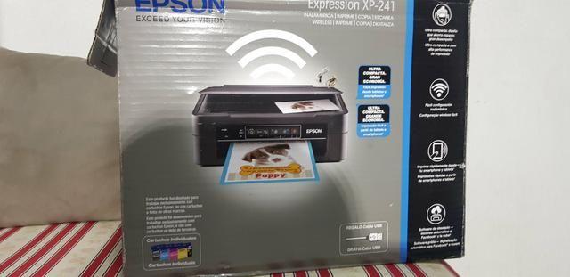 Impressora EPSON XP-241 - Foto 6