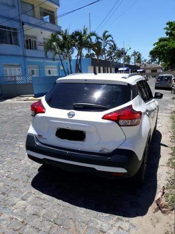 Nissan Kicks 1.6 sl cvt Flex com Pack Tech, Branco Perolado, Ano/Modelo 2018/2018 - Foto 4