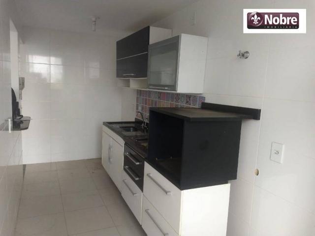 Apartamento com 2 dormitórios para alugar, 70 m² por r$ 995,00/mês - plano diretor sul - p - Foto 11