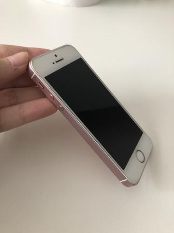 IPhone SE Rose Gold 64GB - Foto 2