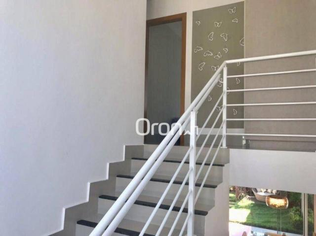 Sobrado à venda, 131 m² por r$ 440.000,00 - residencial center ville - goiânia/go - Foto 9